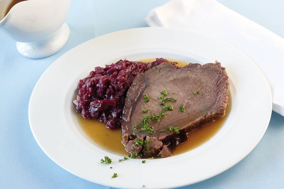 Sauerbraten Rezept