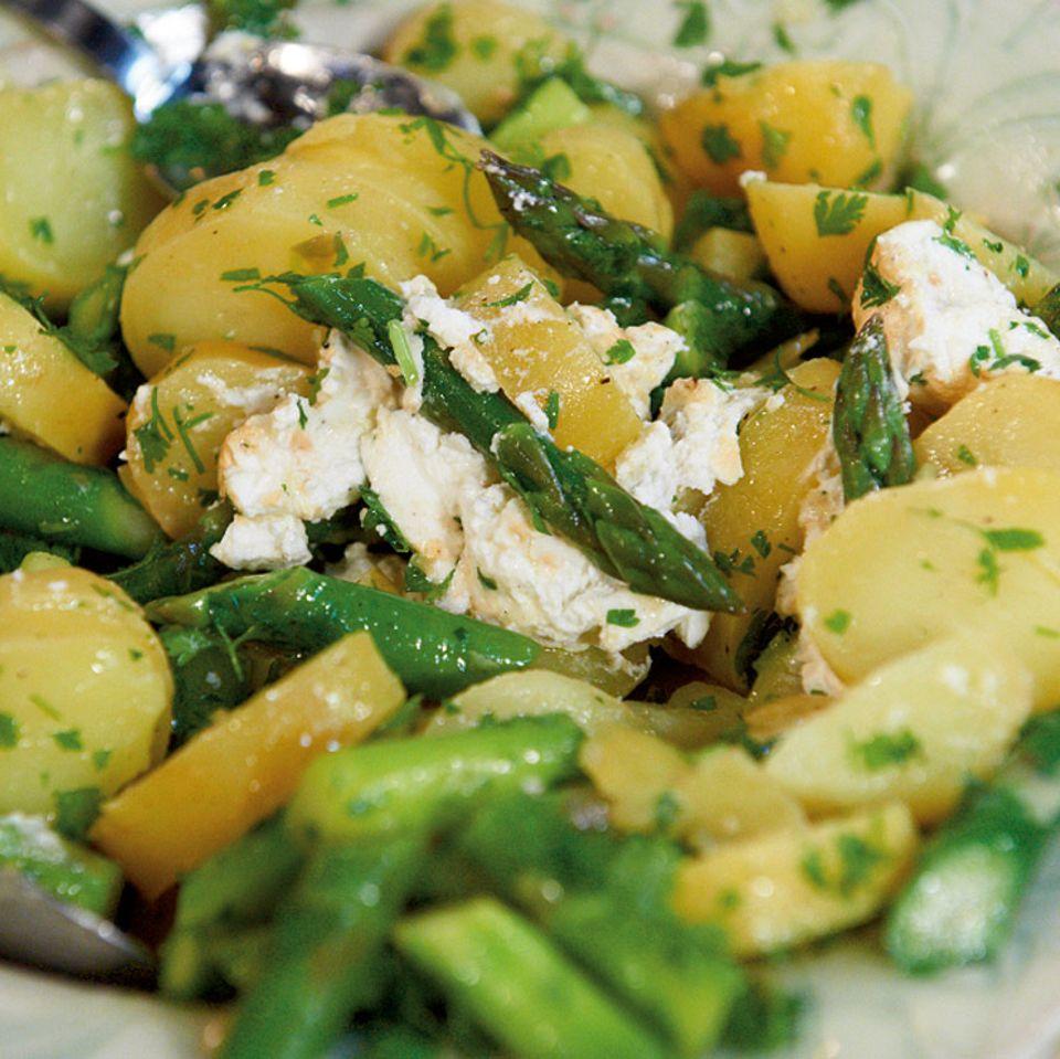 Räucherkartoffelsalat