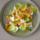 Chicoréesalat mit Mango