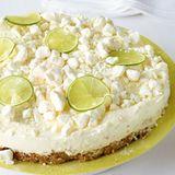 Limetten-Frischkäse-Torte