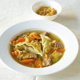 Rinder-Maultaschen-Suppe