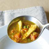 Currytopf mit Hähnchen