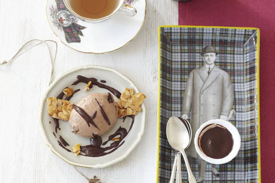 Tee-Schokoladen-Mousse Rezept