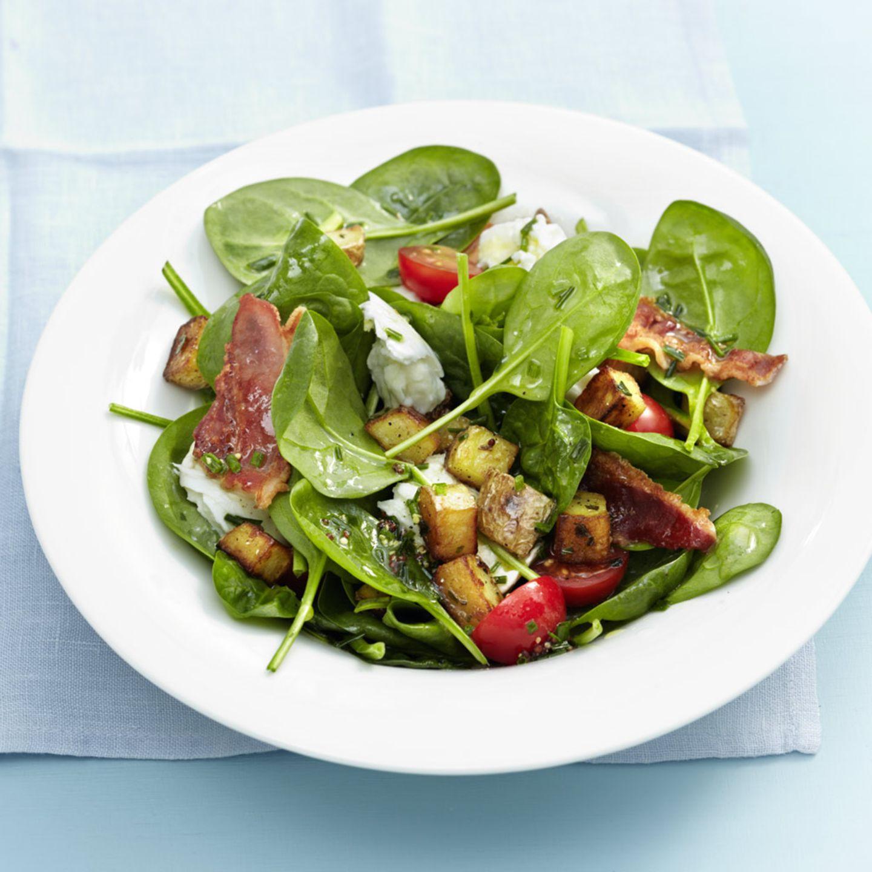 Frühlingsrezepte: Salate
