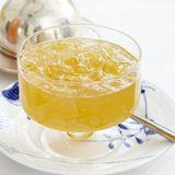 Zitronengelee mit Ingwer