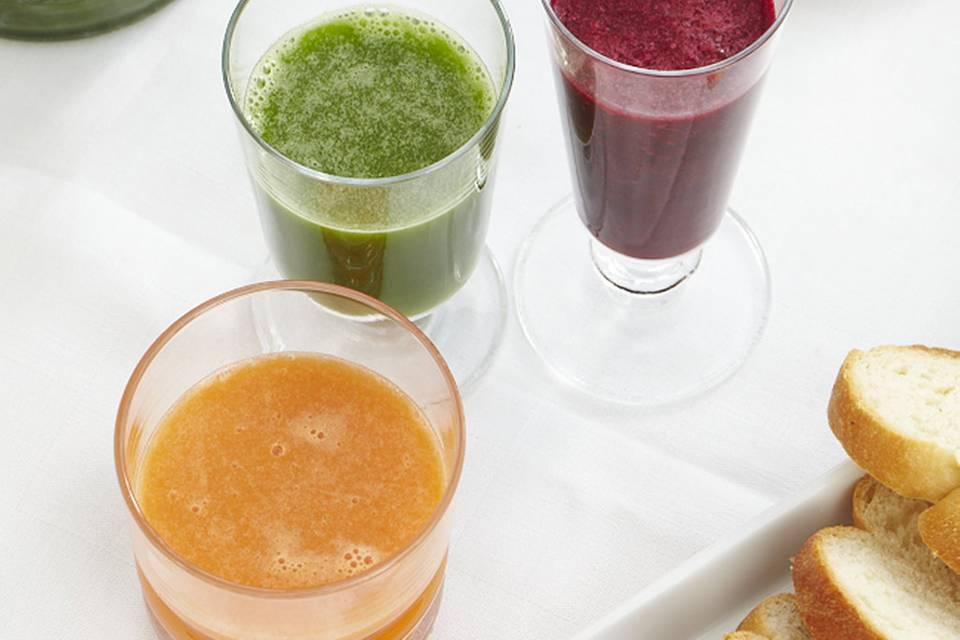 Rote-Bete-Himbeer-Saft Rezept