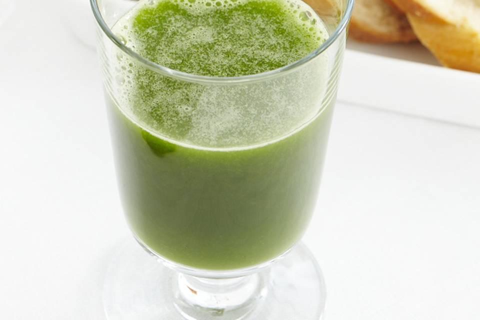 Salat-Gurken-Saft Rezept