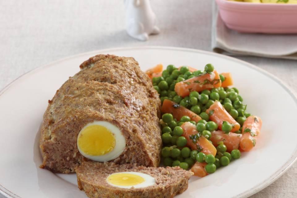 Erbsen-Möhren-Gemüse mit Kerbel Rezept