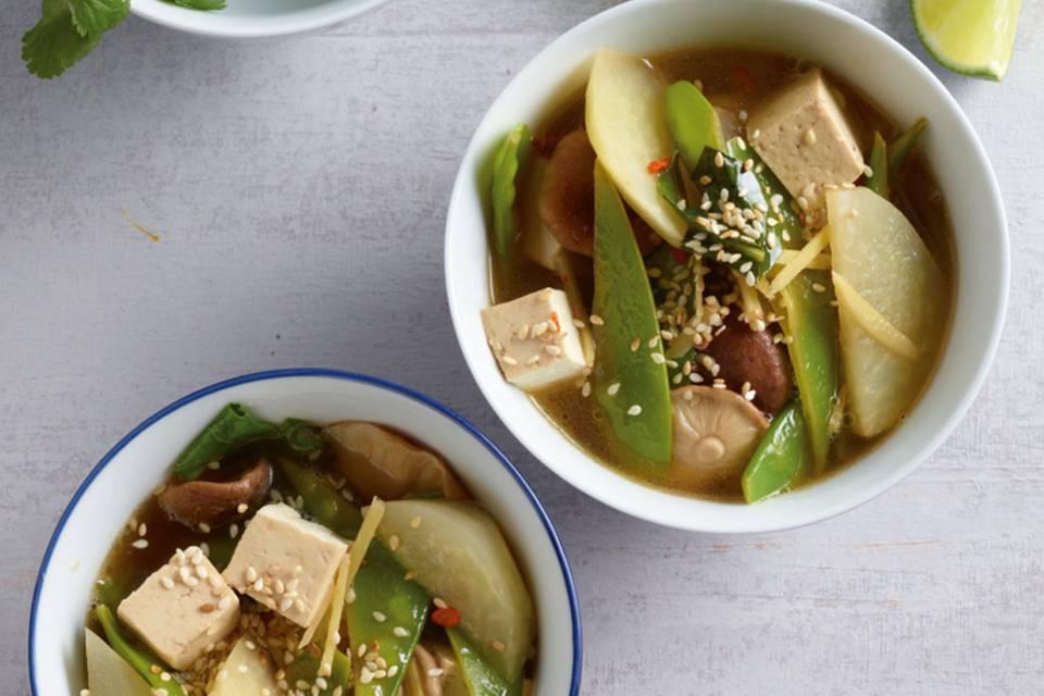 Asia-Gemüsetopf Rezept