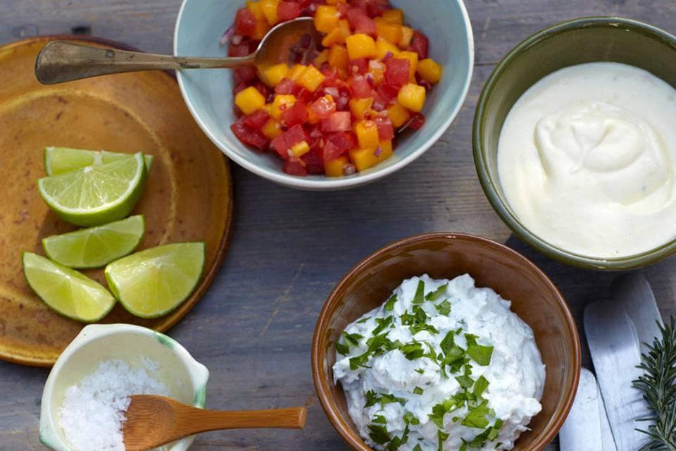 Mango-Tomaten-Salsa Rezept