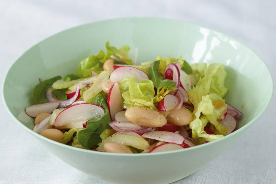 Bohnensalat Rezept