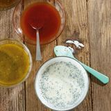 Buttermilch-Dressing