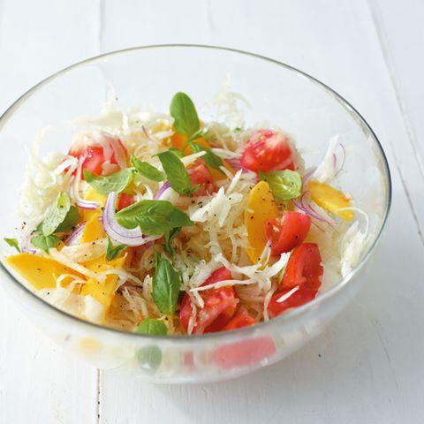 Exotischer Krautsalat