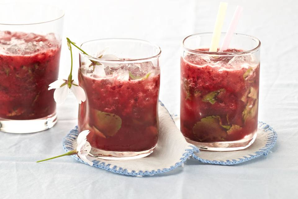 Kirsch-Mojito Rezept