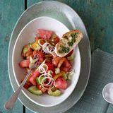 Gazpacho-Salat