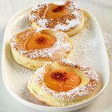 Aprikosen-Pancakes