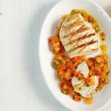Aprikosen-Paprika-Salsa