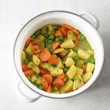 Erbsen-Möhren-Kartoffeln