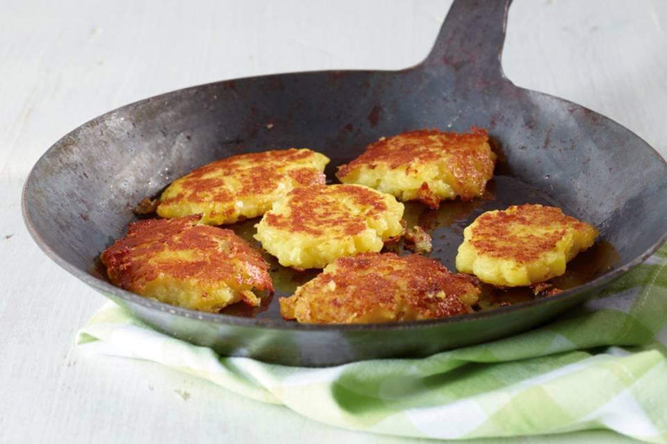 Kartoffelplätzchen Rezept