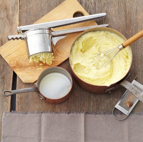 Kartoffelpüree (Grundrezept)