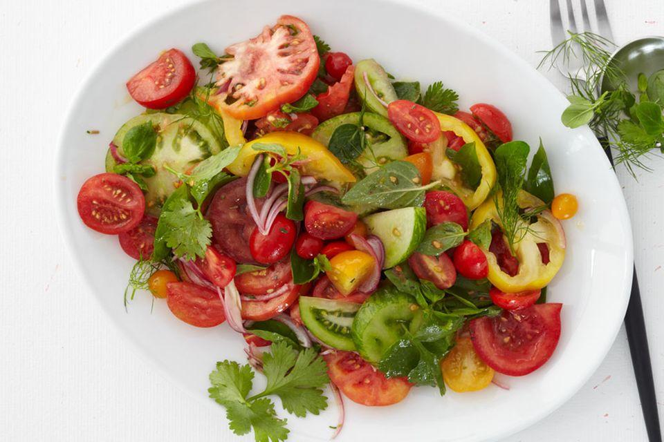 Basische Ernährung: So geht's
