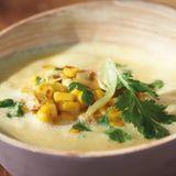 Mais-Kokos-Suppe
