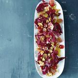 Radicchio-Trauben-Salat