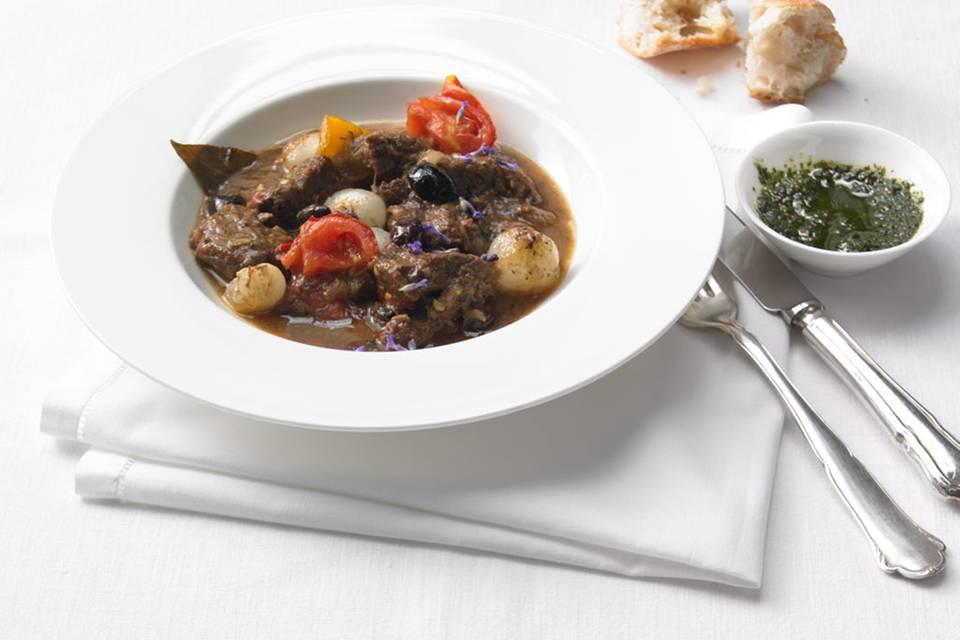 Rindfleisch Provençale Rezept