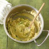 Lauch-Kartoffel-Püree