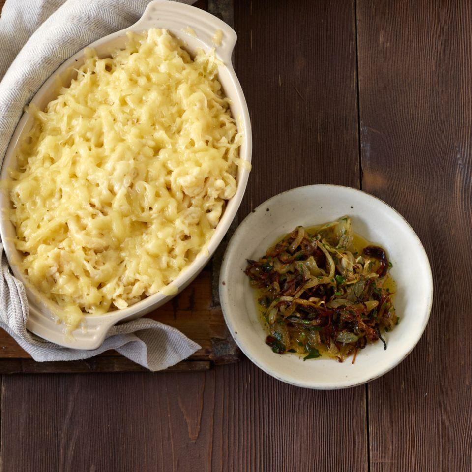 Käsespätzle: Rezepte und Tipps