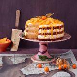 Maracuja-Mango-Torte