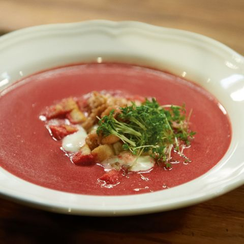 Tims Rote-Bete-Suppe