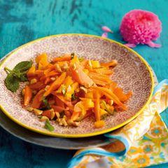 Möhren-Mango-Salat