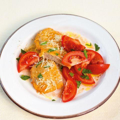 Parmesan-Schnitzel
