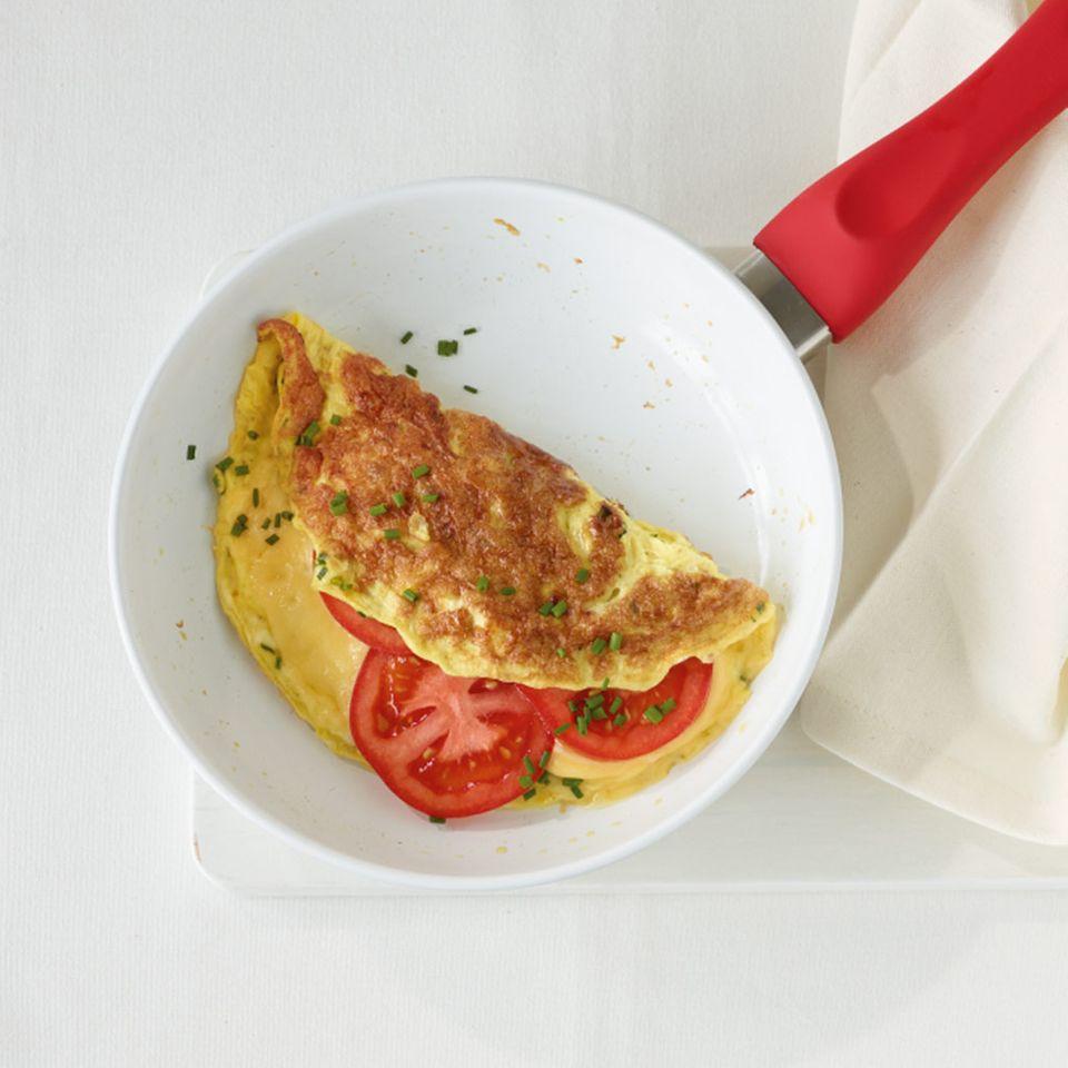 Käse-Omelett