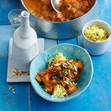 Auberginen-Curry