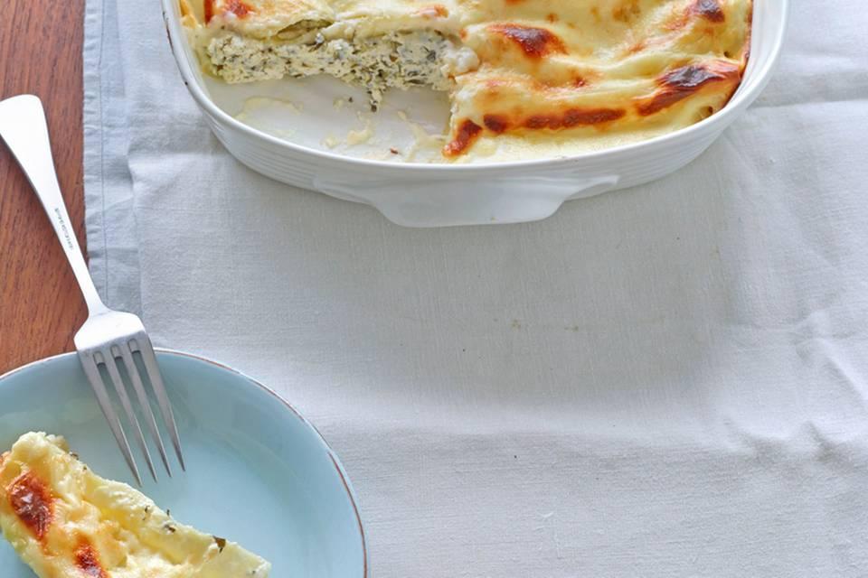 Cannelloni mit Spinat und Ricotta Rezept