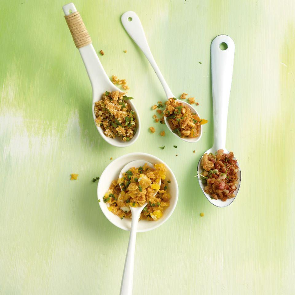 Curry-Sesam-Brösel