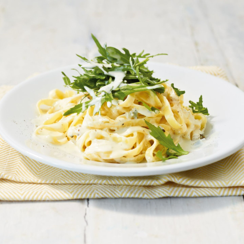 Gorgonzola-Rauke-Pasta