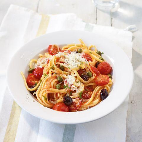 Schnelle Rezepte mit Tomaten