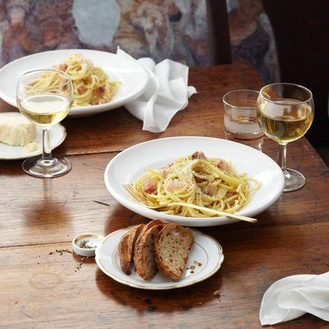 Rezepte: Spaghetti