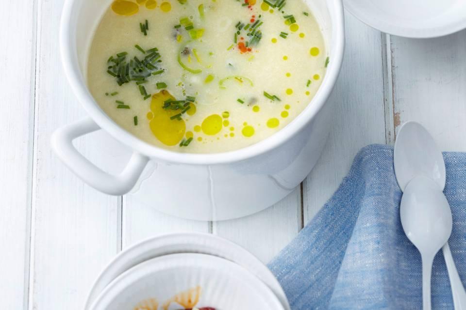 Kartoffel-Lauch-Suppe Rezept