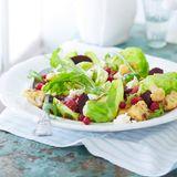 Rote-Bete-Salat mit Beeren