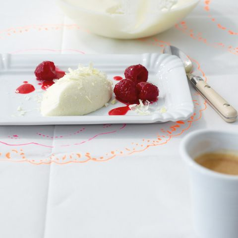 Buttermilch-Mousse