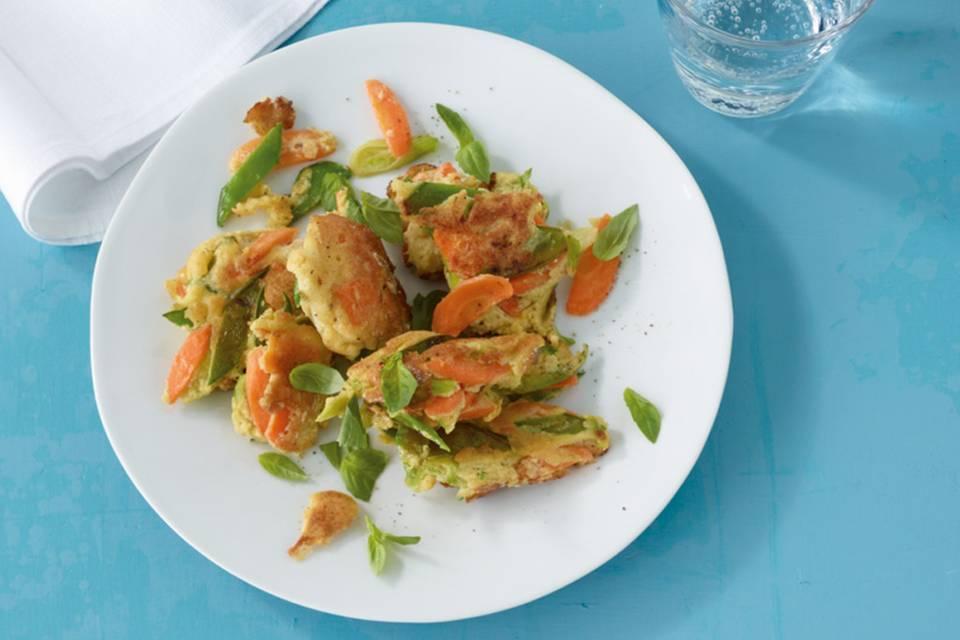 Gemüse-Schmarren Rezept