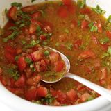 Warme Tomaten-Vinaigrette
