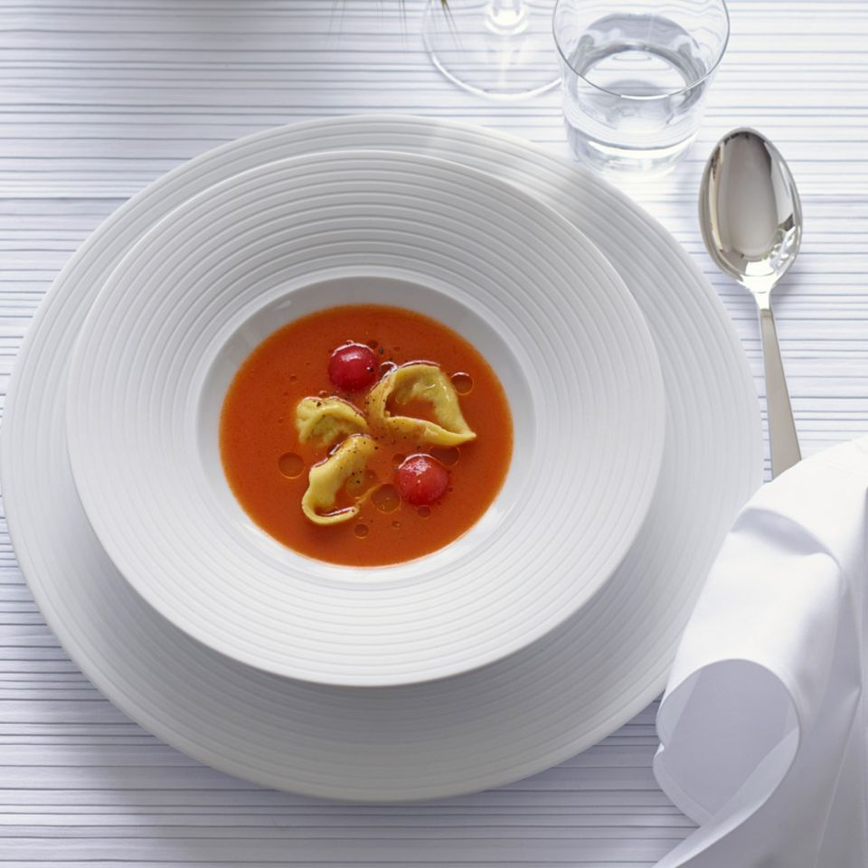 Tomaten-Gemüsefond