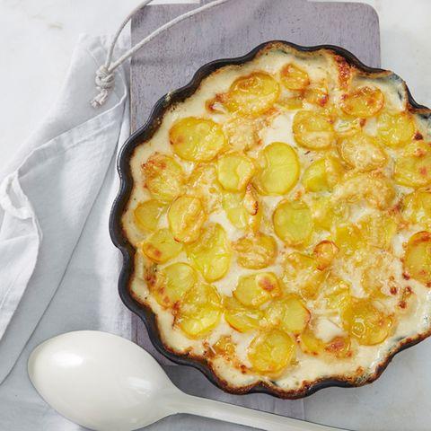 Rezepte: Kartoffelauflauf und Gratins