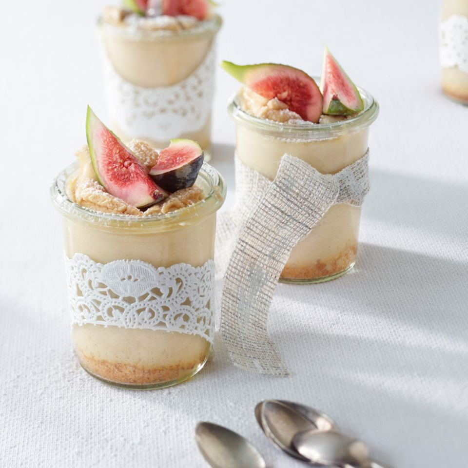Chai-Cheesecakes