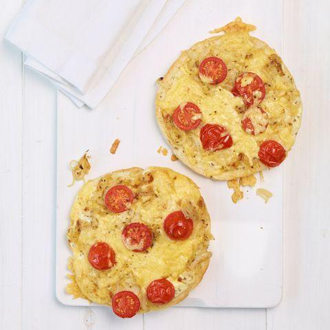 Fladenbrot-Zwiebelkuchen